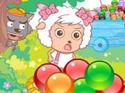 Jugar Pleasant Goat Bubble Shooter