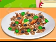 Play Cooking Crab Masala Fry now