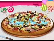 Play Cooking New Year Pizza 2017 now