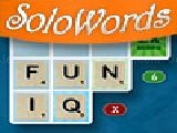 Play Solo words now