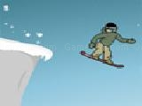 Play Downhill snowboard now