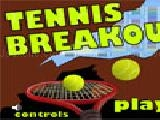 Play Tennis breakout now