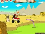 Play Alan 4x4 extreme ride now