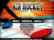 Play Air hockey worldcup now