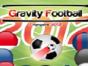 Play Gravity football champions 2012 now