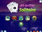 Play All-in-one solitaire now