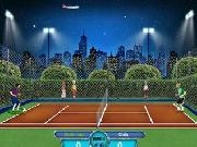 Play Football tennis - gold master now