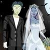 Play Couple of halloween dressup now