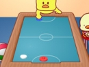 Play Duck air hockey now