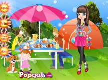Play Picnic with family now