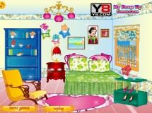 Play Princess girl room decoration now