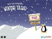 Jugar Spot the difference - winter tales