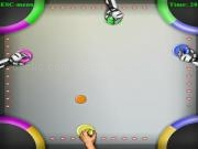Play Air hockey 2x2 now