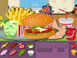 Play Burger bash up now