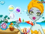 Play Lagoona blue sporty makeover now
