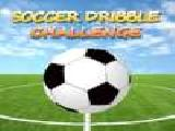 Play Soccer dribble challenge now