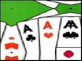 Play Aces up solitaire now