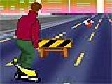 Play Skateboard first race now