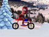 Jugar Spiderman winter ride
