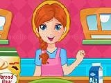 Play Jessy - cooking heart cookies now
