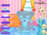Play Elsa baby tiger care now