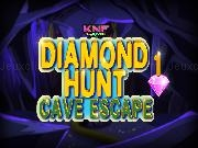 Jugar Knf Diamond Hunts 1-Cave Escape