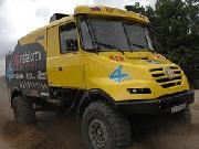 Play Tatra Rally Truck now