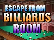 Play Escape From Billiards Room now