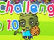 Play HT83 cute zombie Baseball challenge version1 game now