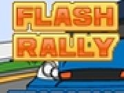Play Flash Rally - First Stage now