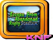 Play Knf Escape From Abandoned Rugby Stadium now