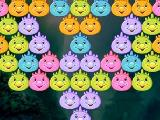 Play Bubble shooter dino now