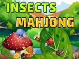 Play Insects mahjong now