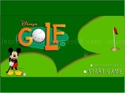 Play Disney golf now