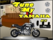 Tune my yamaha mt01