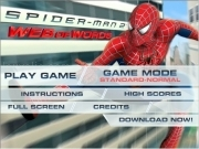 Play Spideman 2 - web of words now