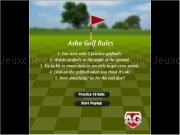 Play Asha golf now