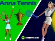 Play Anna tennis now