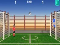 Play Soccer Shooters One now