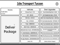 Play Idle Transport Tycoon now