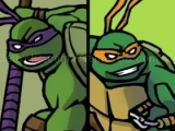 Play Teenage Mutant Ninja Turtles - Double Damage Game now