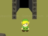 Legend of Zelda and the lampshade
