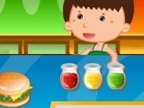 Play Fast Food Rush now