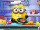 Play Minion real cooking now