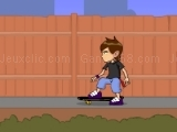 Play Ben 10 - Skater math now