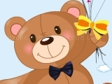 Play Fancy teddy dress up now
