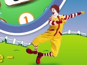 Play Spot the difference Ronald now