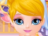 Play Baby Barbie ballerina costumes now
