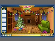 Jugar Knf Winter Wooden House Escape now