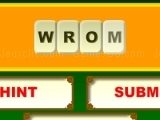 Play Internet word scramble now